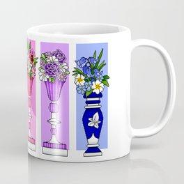 Flower Vases Coffee Mug