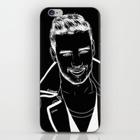 liam payne iPhone & iPod Skins featuring Liam  by andjustlove