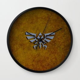 Zelda Wall Clock