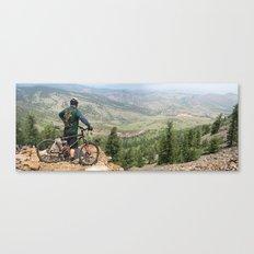 Ponderosa Loop Lookout Canvas Print