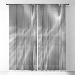 Passage informel Sheer Curtain