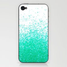 fresh mint flavor iPhone & iPod Skin