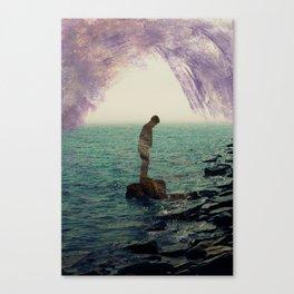 Silhouette II  Canvas Print