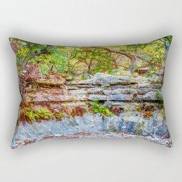 Lost  Maples Park Rectangular Pillow