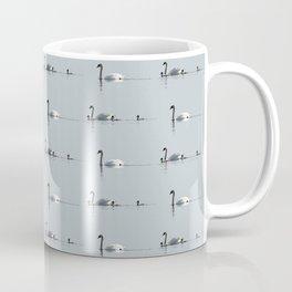 Swan family pattern Coffee Mug