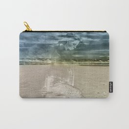 The Result of Loneliness Carry-All Pouch