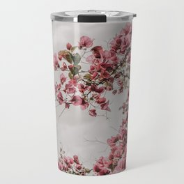 bougainvillea Travel Mug