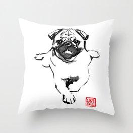 carlin 05 Throw Pillow