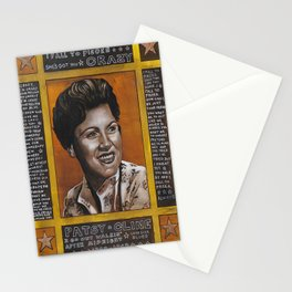 Patsy Cline Stationery Cards