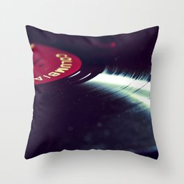 The Breaks Throw Pillow