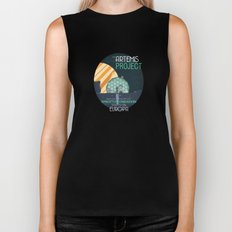The Artemis Project Biker Tank