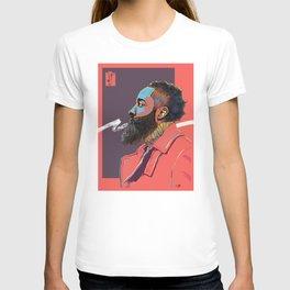 Jazzy Harden T-shirt