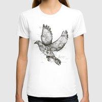 wanderlust T-shirts featuring Wanderlust by Tobe Fonseca