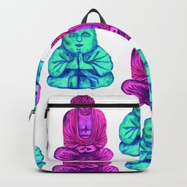 Pink Buda Backpack