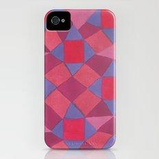 Quilt Slim Case iPhone (4, 4s)