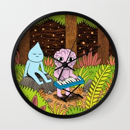 The Art of Song Wall Clock