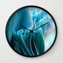 Sensuous Death Wall Clock