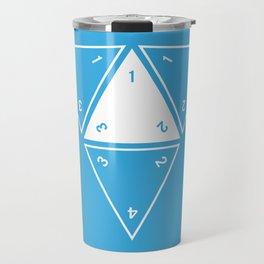 Unrolled D4 Travel Mug