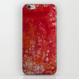 Blood is the New Black iPhone Skin