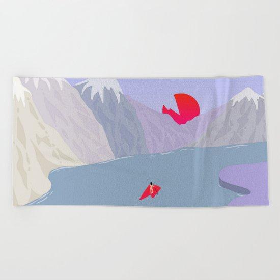 Love Affair//Repair Beach Towel