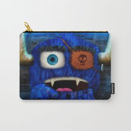 Monster Rock Show Carry-All Pouch