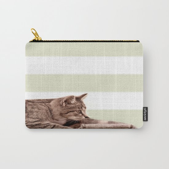 Cat Play Carry-All Pouch