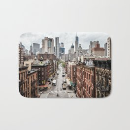 New york City USA Bath Mat