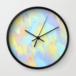 Camouflage XCVI Wall Clock