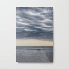 Let's meet at the horizon 1 Metal Print