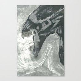 Resist Xenomorph Canvas Print