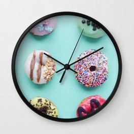 sugar Wall Clock