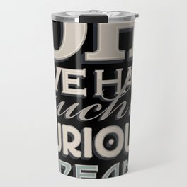 Curious Dream Travel Mug