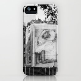 East Village V iPhone Case