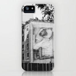 East Village V iPhone Case