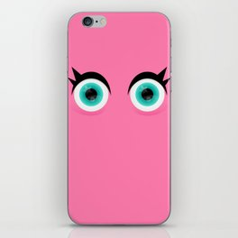 Bright Eyes iPhone Skin