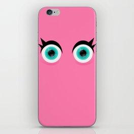 Bright Eyes iPhone Skin