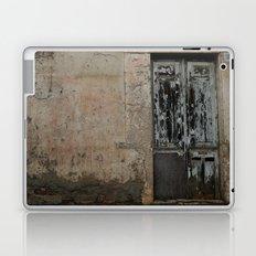Old Wood Laptop & iPad Skin