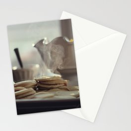 Saturday Morning Stationery Cards