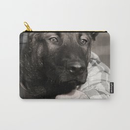 Love and protection for humans and animals Carry-All Pouch