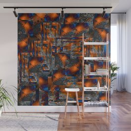 red oxides Wall Mural