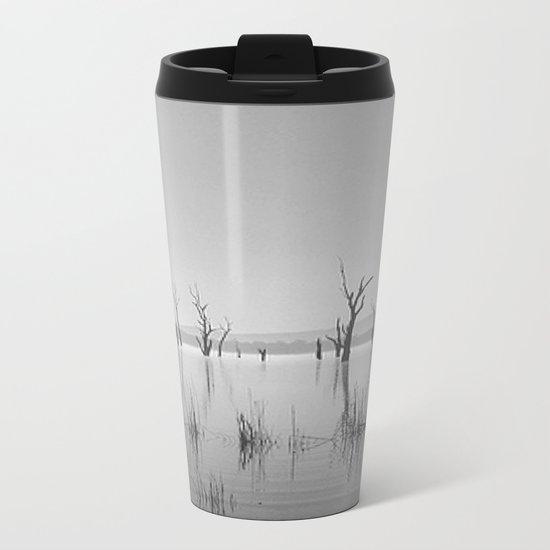 Nature's Sympathy Metal Travel Mug