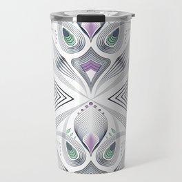 Art Deco 36 . Mystery 2. Travel Mug