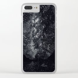 Gaze Clear iPhone Case