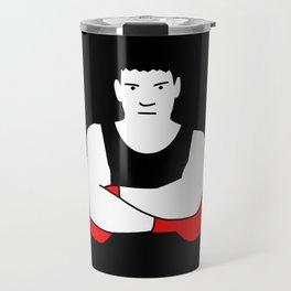Boxing champion Travel Mug