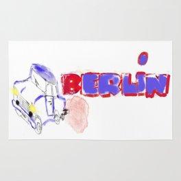 trabant in Berlin Rug