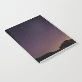 Teide by Night Skies Notebook