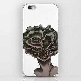 Clicker Bust iPhone Skin
