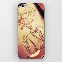 #SaveTheDay Sketches - The Era Eleven iPhone Skin
