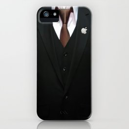 Suit Up! iPhone Case