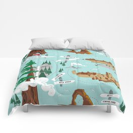 National Parks Comforters